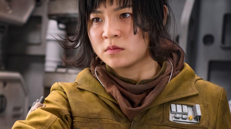 Rose in The Last Jedi