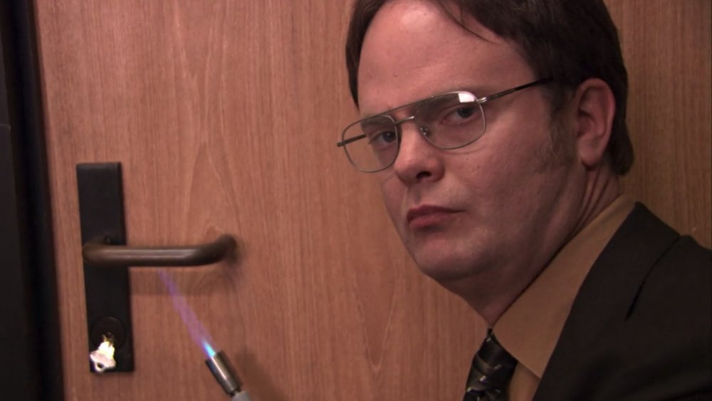 Rainn Wilson in The Office
