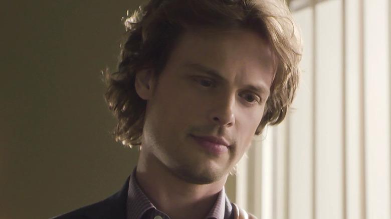 Reid looking pensive