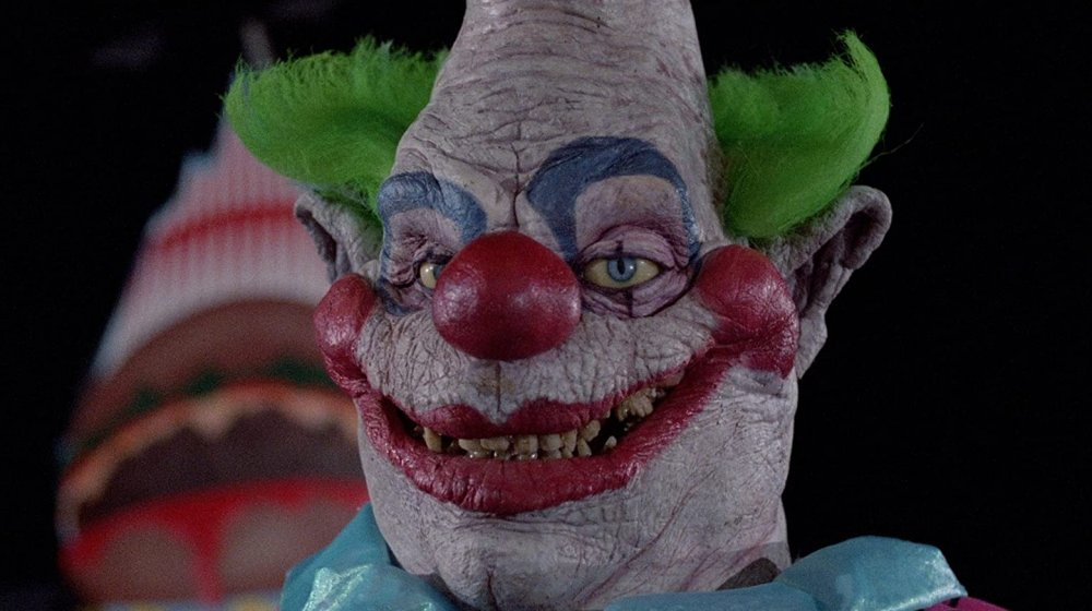 A Killer Klown in Killer Klowns from Outer Space