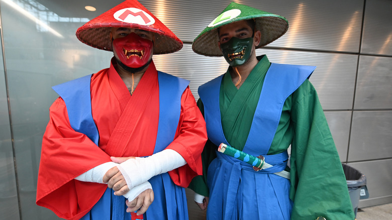 Feudal Mario Bros.