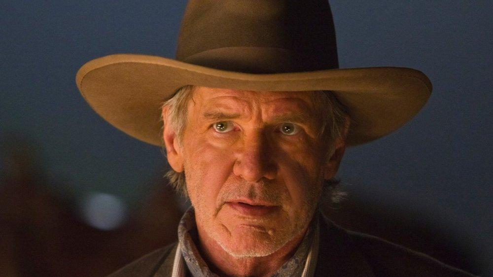 Harrison Ford in Cowboys & Aliens