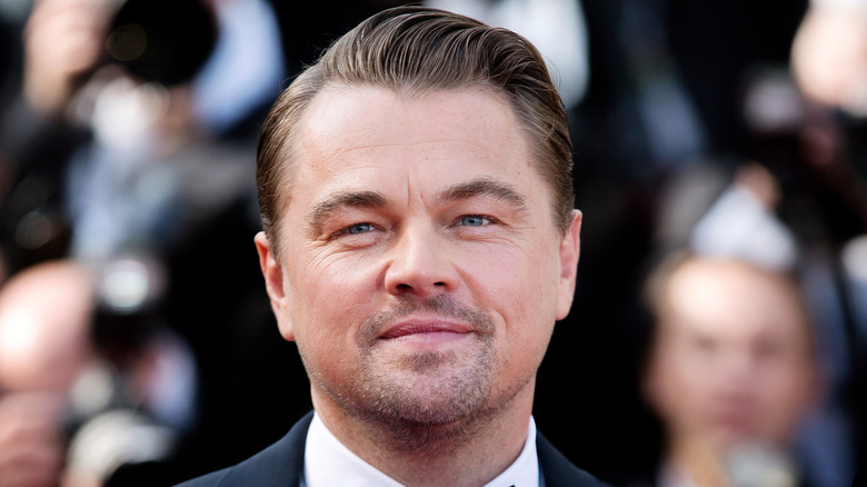 """DiCaprio at """"Once Upon A Time In Hollywood"""" premiere"""