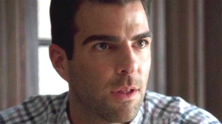 Zachary Quinto in Murder House