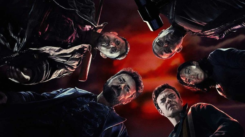 Promotional artwork from Amazon's The Boys
