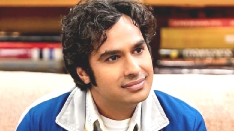 The Big Bang Theory Raj