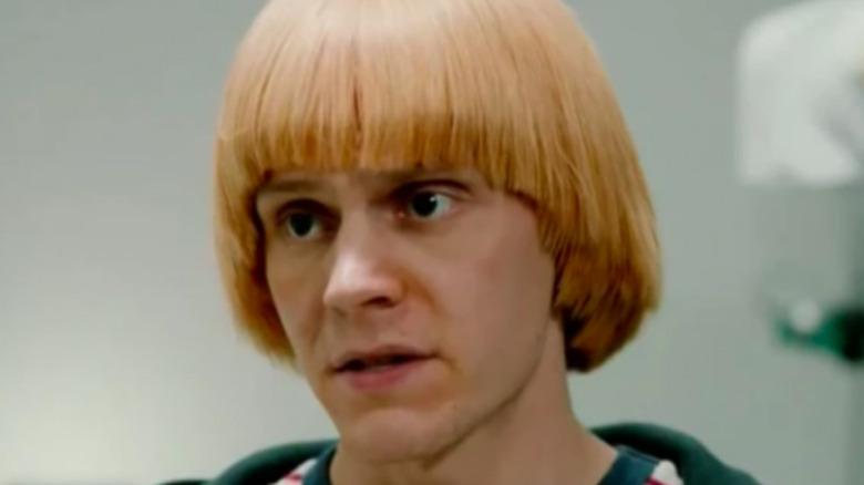 Evan Peters in 'American Horror Story'