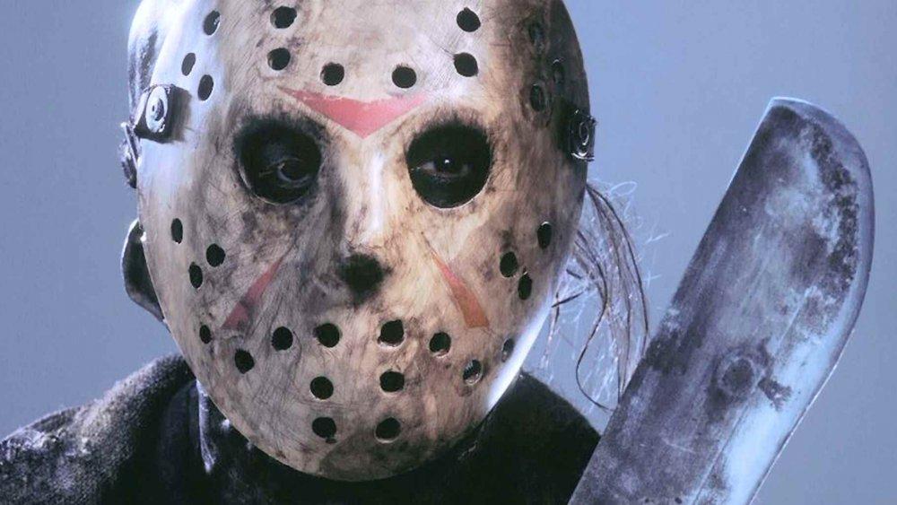 Ken Kirzinger as Jason Voorhees in Friday the 13th