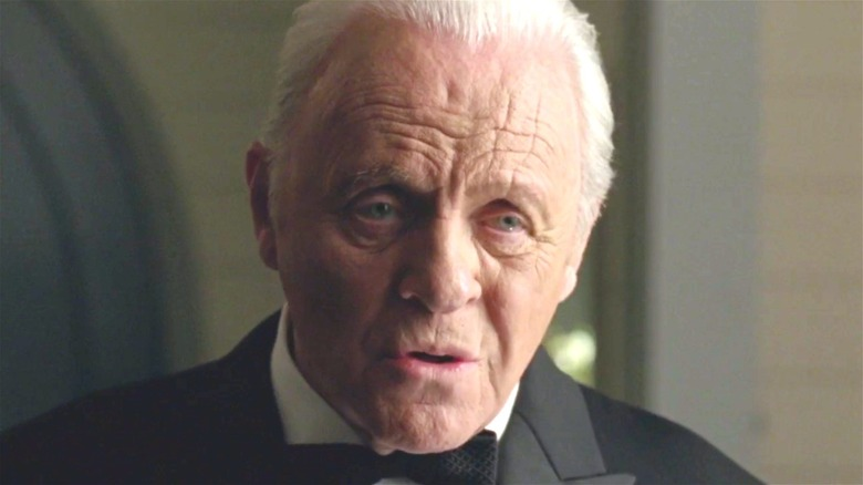 Anthony Hopkins as Dr. Robert Ford in Westworld