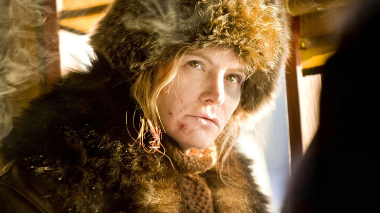 Daisy Domingue in 'Hateful Eight'