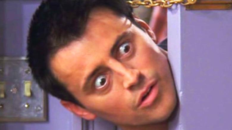 Matt LeBlanc Joey Tribbiani surprise