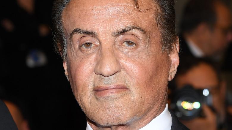 Sylvester Stallone red carpet