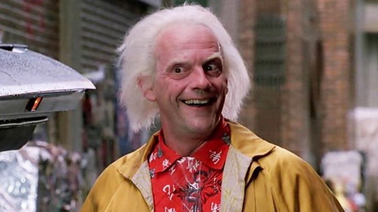 The Best Time Travelers In Movies And TV
