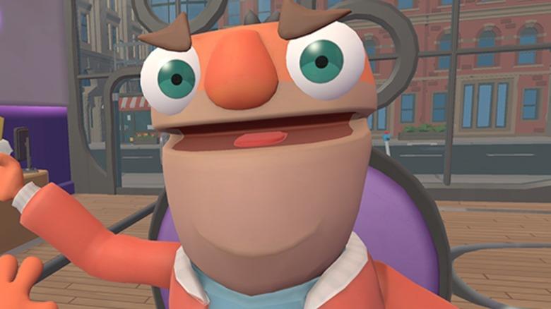 Floor Plan 2 Muppet Boss