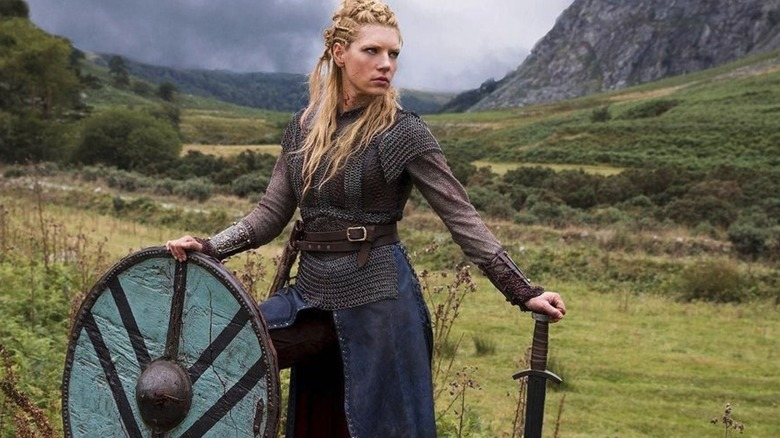 Kathryn Winnick as Lagertha in Vikings