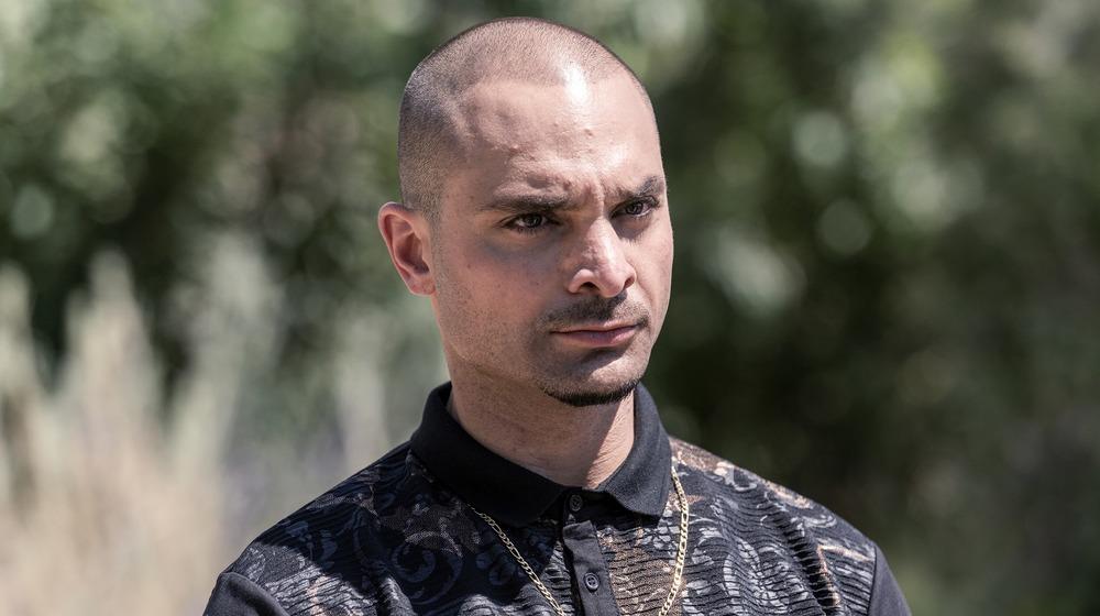 Michael Mando as Nacho Varga in Better Call Saul