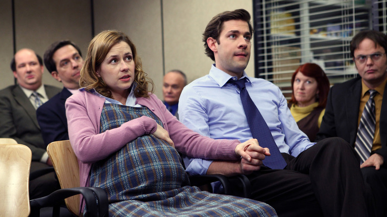 The Big Jim And Pam Storyline That Was Stopped By Fans Of The Office