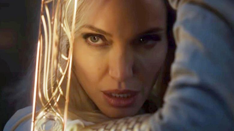 Angelina Jolie Eternals sword