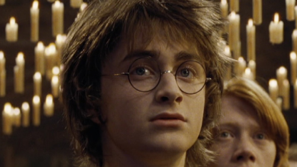 Harry Potter in Goblet of Fire