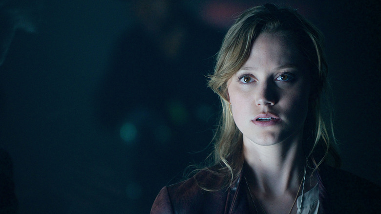 Maika Monroe as Patricia Whitmore in Independence Day: Resurgence