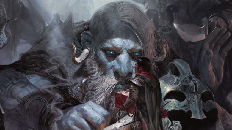 dungeons & dragons frost giant