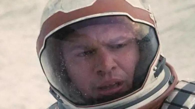 Matt Damon Hugh Mann space suit