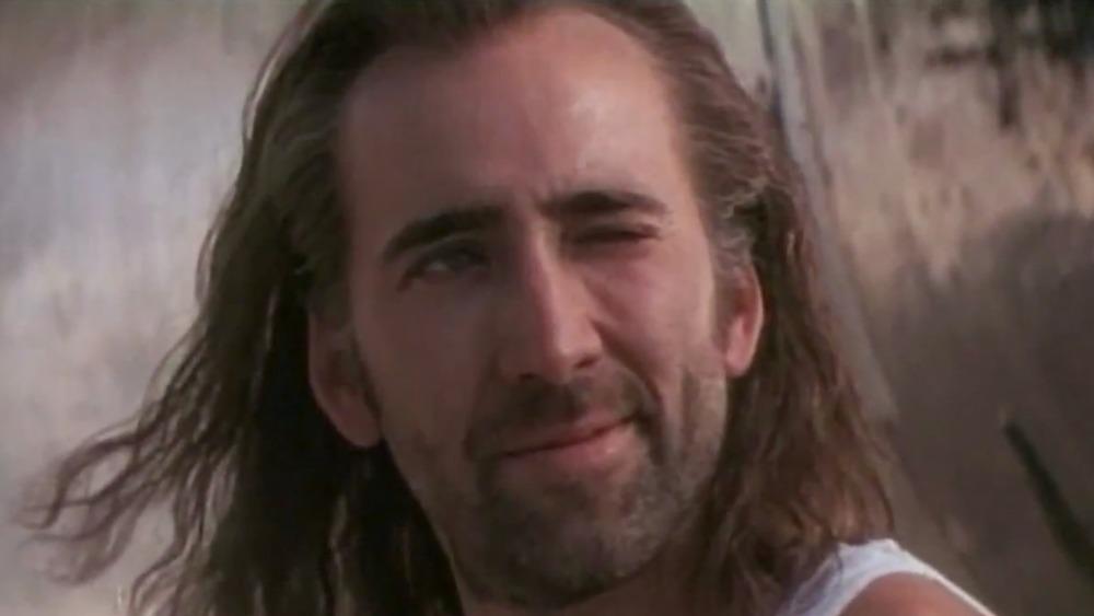 Nicolas Cage Cameron Poe ConAir winking