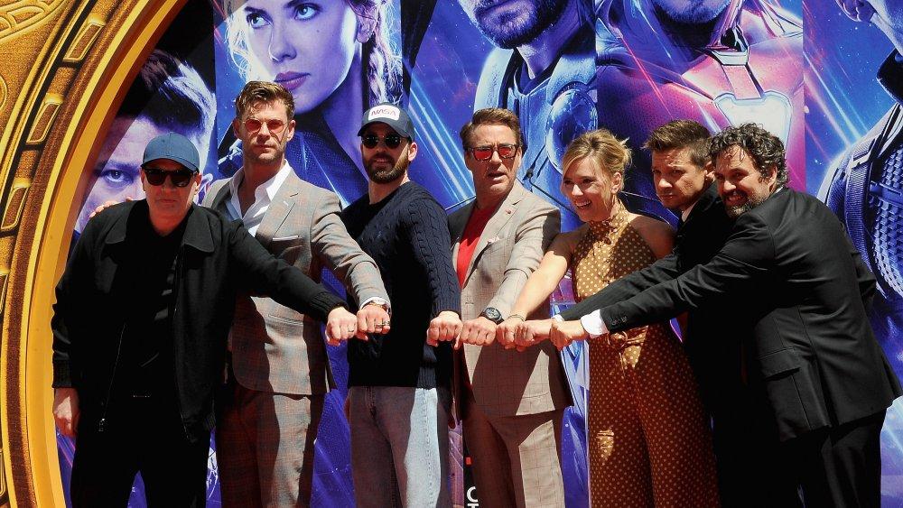MCU cast