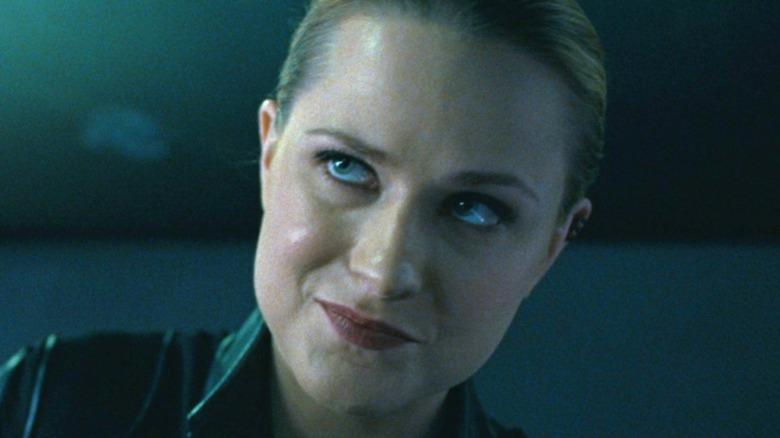 Evan Rachel Wood in Westworld