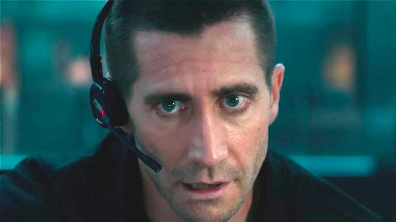 Jake Gyllenhaal in The Guilty