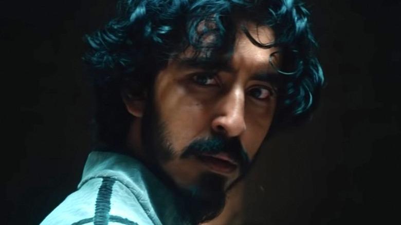 Dev Patel as Gawain in The Green Knight