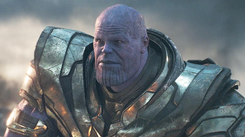 Josh Brolin, Thanos, Avengers: Endgame