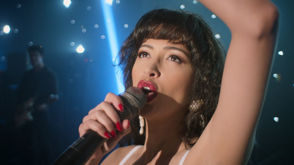 Christian Serratos as Selena Quintanilla