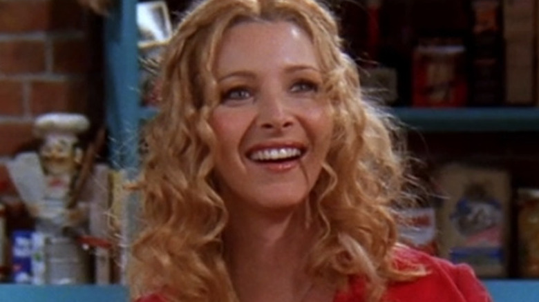 Phoebe hears Joey in flashback