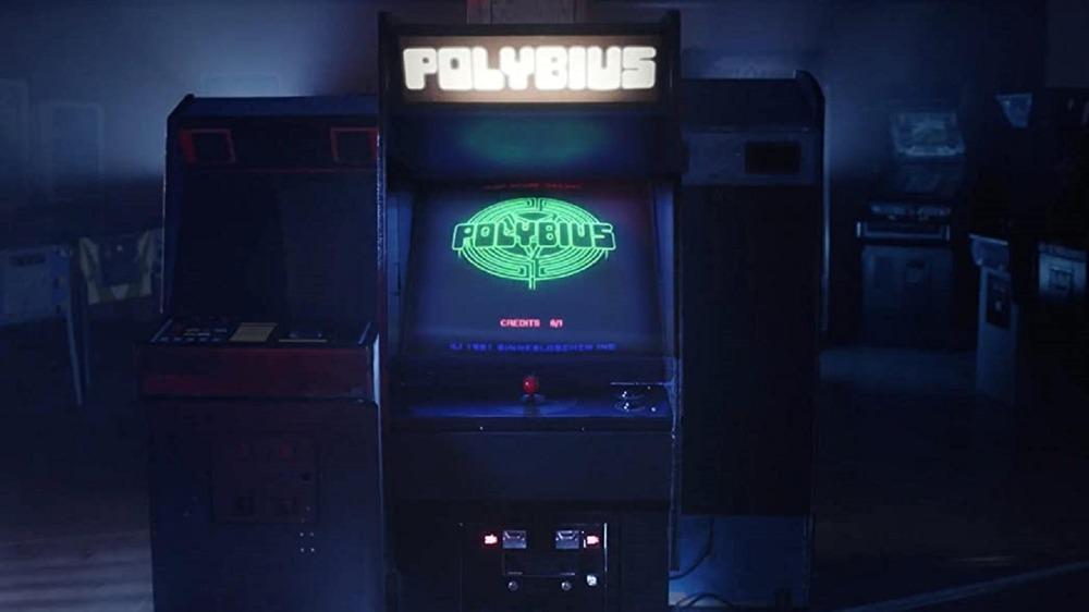 Polybius movie machine