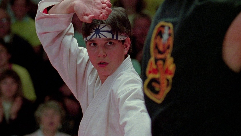 Daniel LaRusso in combat