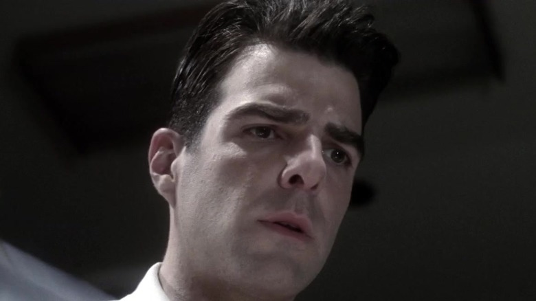 Zachary Quinto in American Horror Story
