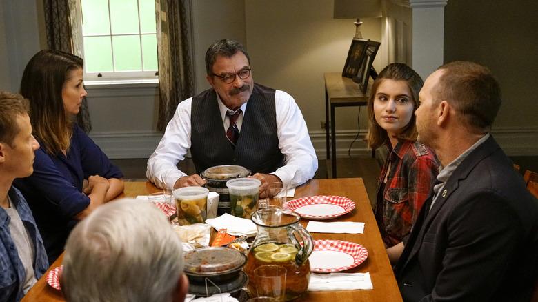 Reagan Family Dinner