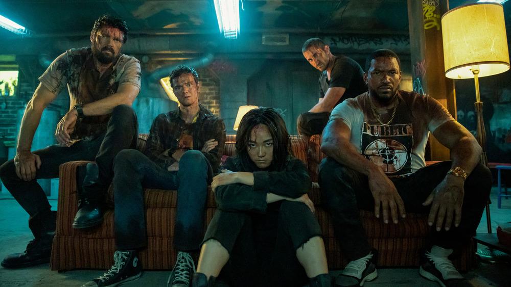 The Boys cast