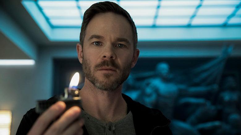 Shawn Ashmore as Bobby Drake Iceman in X-Men: Days of Future Past