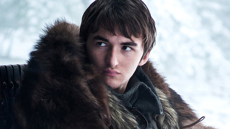 Bran Stark Isaac Hempstead Wright Game of Thrones