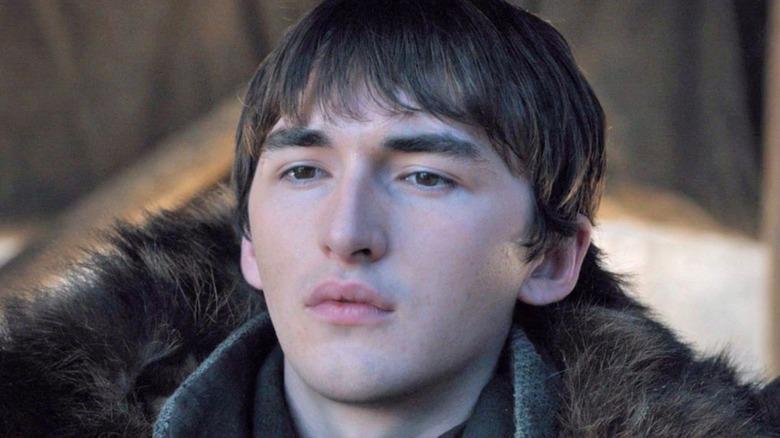 Bran Stark pondering