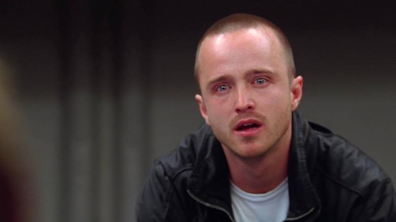 Aaron Paul plays Jesse Pinkman on Breaking Bad