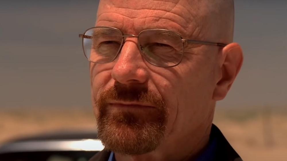 Walter White Heisenberg squinting