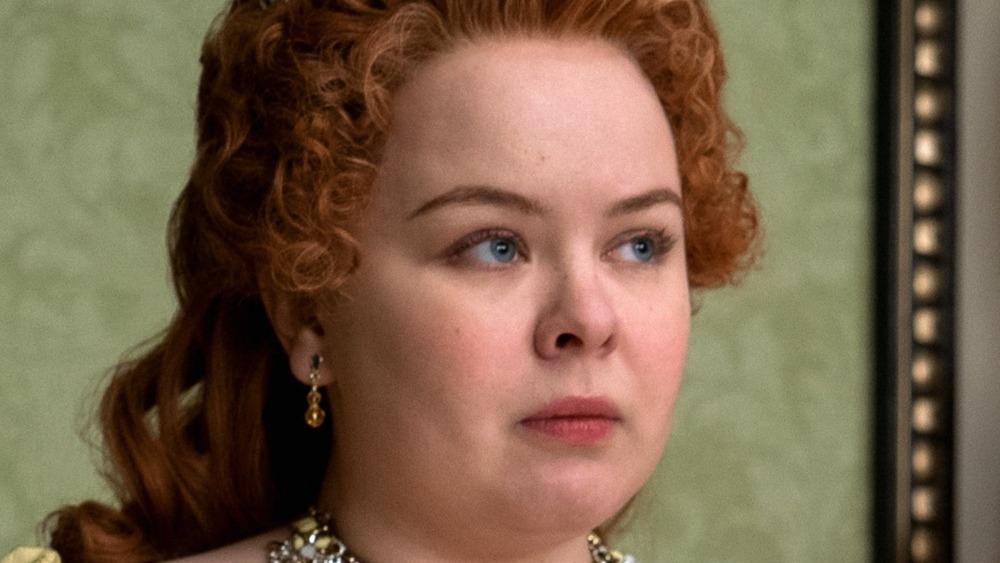 Nicola Coughlan as Penelope in Bridgerton