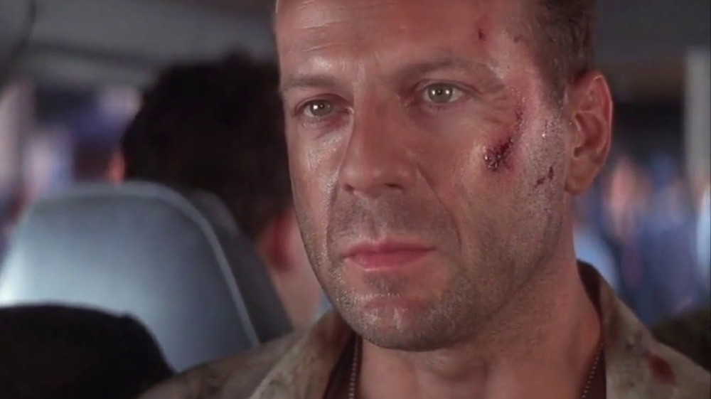 Bruce Willis as John McClane in Die Hard with a Vengeance