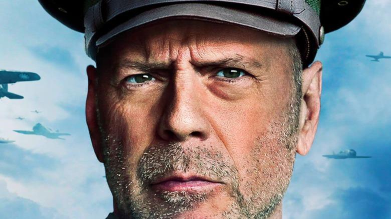 Bruce Willis in Air Strike