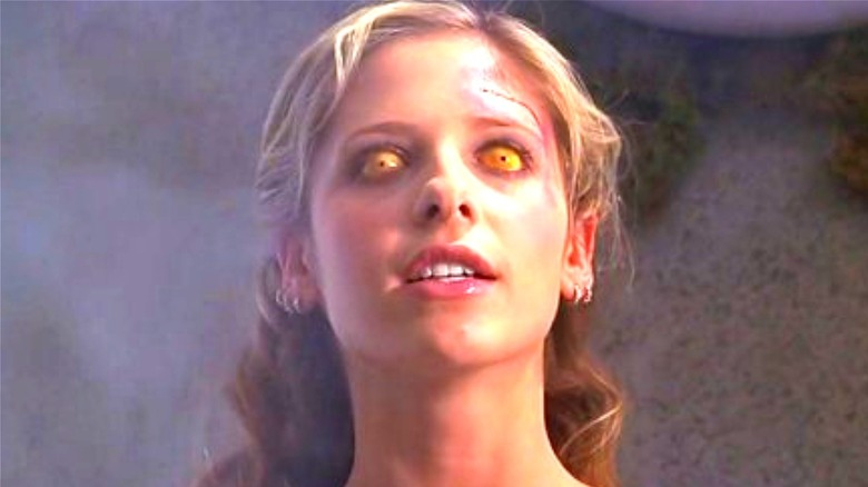 Buffy infused with power