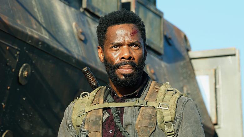 Colman Domingo as Victor Strand in Fear the Walking Dead