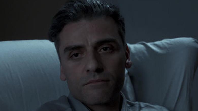 "Oscar Isaac in ""The Card Counter"""